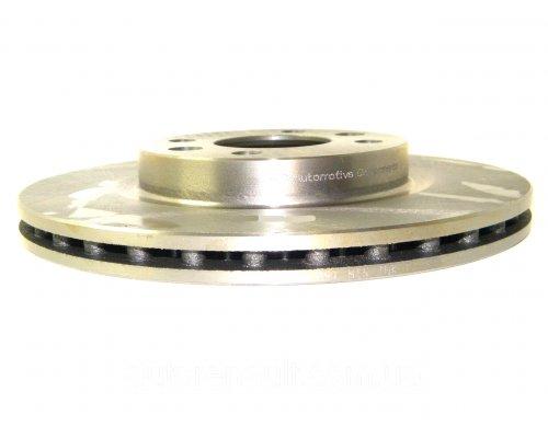 Тормозной диск передний (с ABS, D=259mm) Renault Kangoo / Nissan Kubistar 97-08 53636 AIC (Германия)