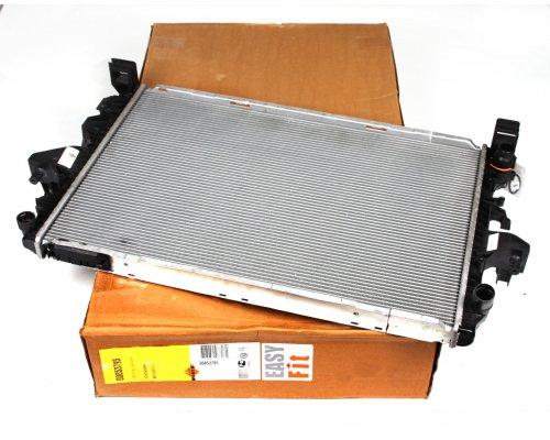 Радиатор охлаждения VW Transporter T5 1.9TDI / 2.0 / 3.2 (бензин) 2003-2015 53795 NRF (Нидерланды)