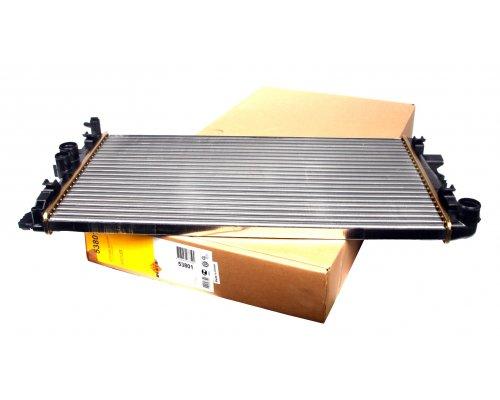 Радиатор охлаждения (механическая КПП) MB Vito 639 2003- 53801 NRF (Нидерланды)