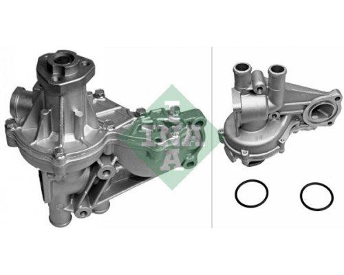 Помпа / водяной насос (с корпусом) VW Transporter T4 1.9D/1.9TD/2.0 90-03 538034010 INA (Германия)