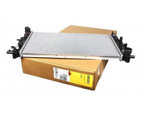 Радиатор охлаждения (АКПП) MB Sprinter 906 2006- 53833 NRF (Нидерланды)