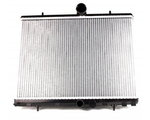 Радиатор охлаждения Fiat Scudo II / Citroen Jumpy II / Peugeot Expert II 1.6HDi, 2.0HDi 2007- 53861 NRF (Нидерланды)
