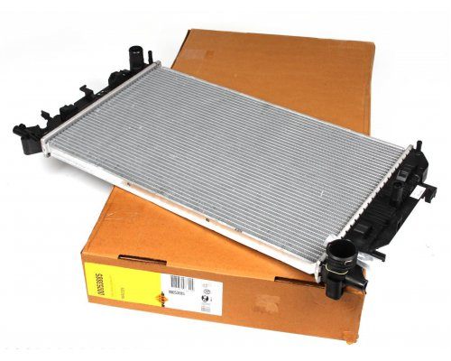 Радиатор охлаждения MB Sprinter 906 2006- 53885 NRF (Нидерланды)