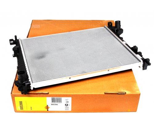 Радиатор охлаждения (462х558х27мм) Renault Trafic II / Opel Vivaro A 2.0dCi 2001-2014 53966 NRF (Нидерланды)