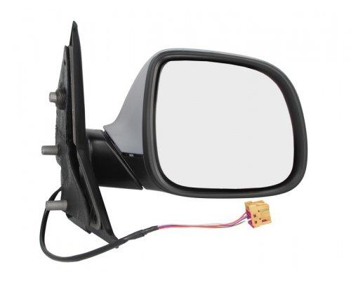Зеркало правое (электрическое, с подогревом, под покраску) VW Transporter T5 2009-2015 5402-01-039332P BLIC (Польша)