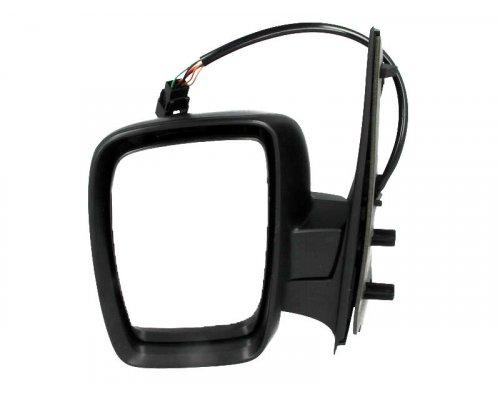 Зеркало левое электрическое (с подогревом, с одним вкладышем, с датчиком температуры) Fiat Scudo II / Citroen Jumpy II / Peugeot Expert II 2007- 5402-04-1121604P BLIC (Польша)