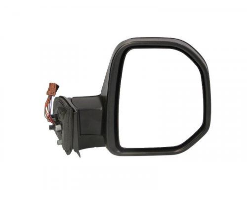 Зеркало электричиское правое (с подогревом, до 2012 г.в.) Peugeot Partner II / Citroen Berlingo II 2008- 5402-04-9212994P BLIC (Польша)