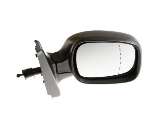 Зеркало правое механическое (асферичное) Renault Kangoo / Nissan Kubistar 2003-2008 5402-04-9215172P BLIC (Польша)