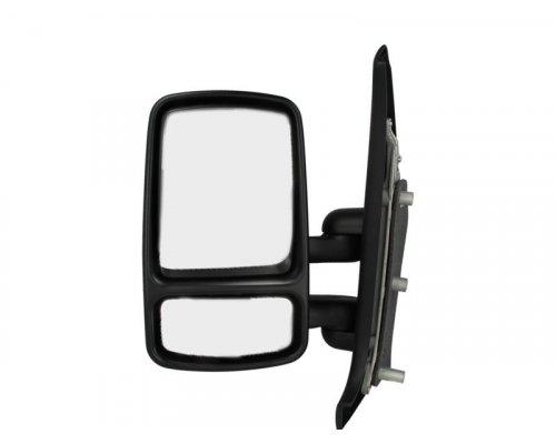 Зеркало механическое левое (без подогрева, до 2003 г.в.) Renault Master II / Opel Movano 1998-2003 5402-04-9212992P BLIC (Польша)