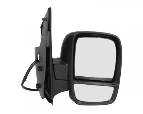 Зеркало правое электрическое (с подогревом, с двумя вкладышами, с датчиком температуры) Fiat Scudo II / Citroen Jumpy II / Peugeot Expert II 2007- 5402-04-9222959P BLIC (Польша)