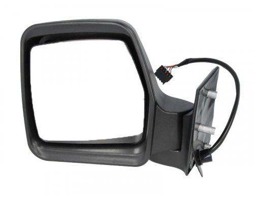 Зеркало левое электрическое (с подогревом, 5 контактов) Fiat Scudo / Citroen Jumpy / Peugeot Expert 1995-2006 5402-04-9225973P BLIC (Польша)