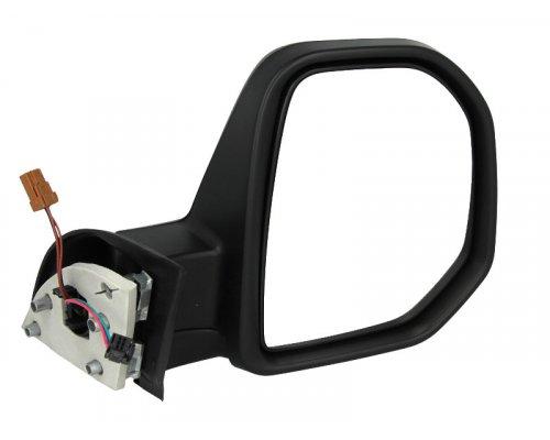Зеркало электрическое правое (с подогревом, со складыванием, до 2012 г.в.) Peugeot Partner II / Citroen Berlingo II 2008- 5402-04-9229998P BLIC (Польша)
