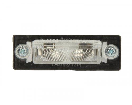 Подсветка номера VW Caddy III 04- 5402-053-21-905 BLIC (Польша)