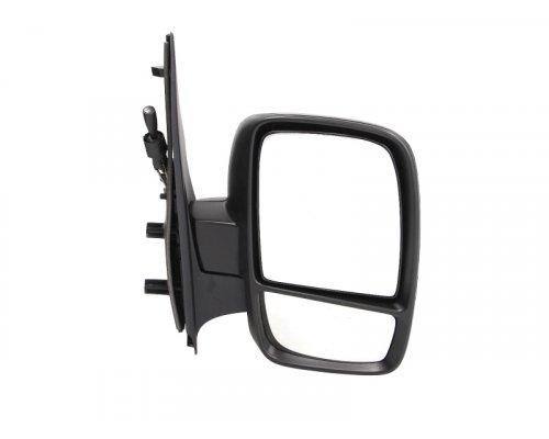 Зеркало правое механическое (с двумя вкладышами) Fiat Scudo II / Citroen Jumpy II / Peugeot Expert II 2007- 5402-07-039362P BLIC (Польша)