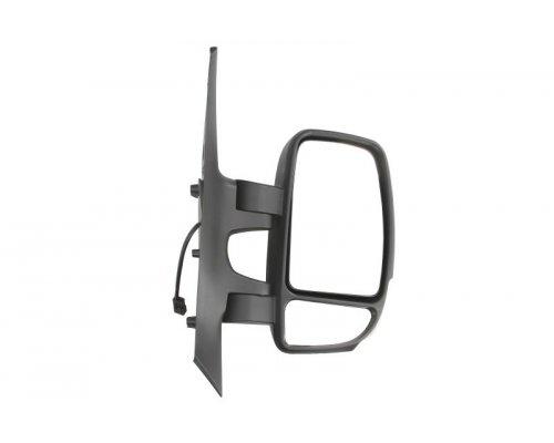 Зеркало правое механическое (2 контакта, сферичное) Renault Master III / Opel Movano B 2010- 5402-16-2001942P BLIC (Польша)