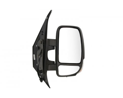 Зеркало правое электрическое (с подогревом, 9 контактов, сферичное, с датчиком температуры) Renault Master III / Opel Movano B 2010- 5402-16-2001946P BLIC (Польша)
