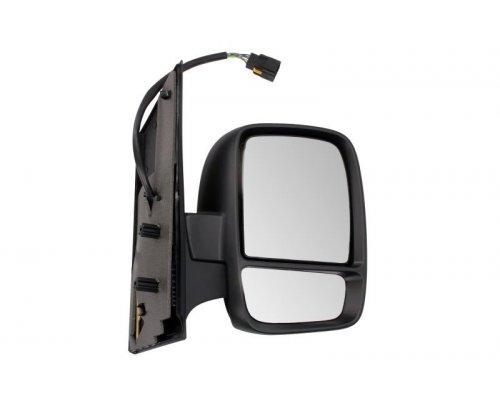 Зеркало правое электрическое (с подогревом, с двумя вкладышами, с датчиком температуры, с электроскладыванием) Fiat Scudo II / Citroen Jumpy II / Peugeot Expert II 2007- 5402-21-032332P BLIC (Польша)