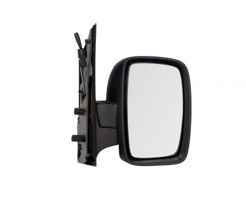 Зеркало правое механическое (с одним вкладышем) Fiat Scudo II / Citroen Jumpy II / Peugeot Expert II 2007- FP2032M02 FPS (Тайвань)