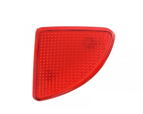 Отражатель заднего бампера правый Renault Kangoo / Nissan Kubistar 1997-2008 5403-09-029204P BLIC (Польша)