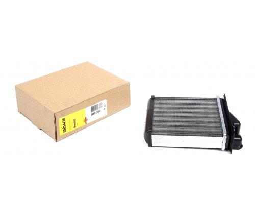 Радиатор печки (160х158х42мм) VW Crafter 2006- 54236 NRF (Нидерланды)