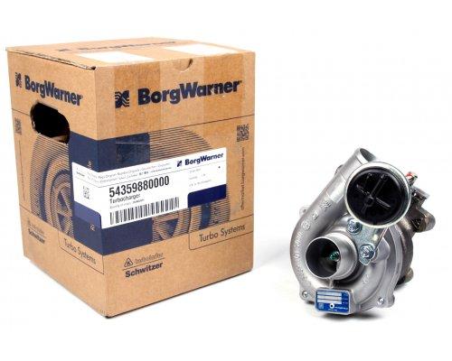 Турбина Renault Kangoo 1.5dCi 42kW / 45kW / 48kW / 60kW 2001-2008 54359880000 BORGWARNER (США)