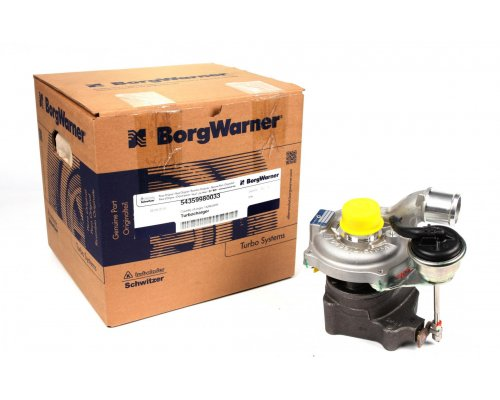 Турбина Renault Kangoo 1.5dCi 62kW 2001-2008 54359980033 BORGWARNER (США)