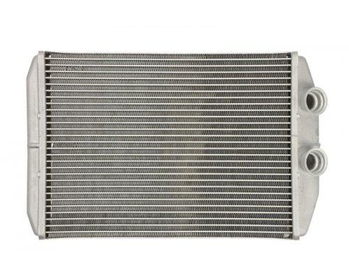 Радиатор печки Renault Kangoo II / MB Citan 2008- 54375 NRF (Нидерланды)