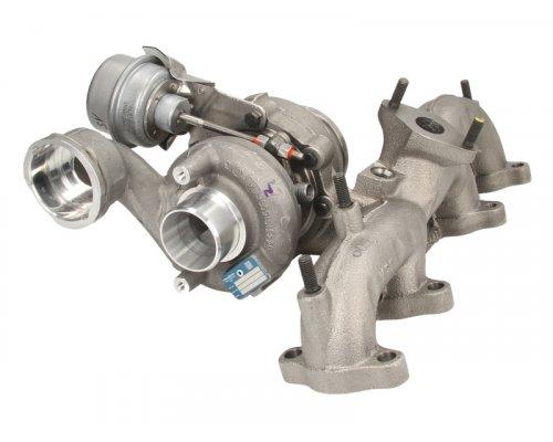 Турбина (под датчик, двигатель BRR / BRS) VW Transporter T5 1.9TDI 62kW / 75kW 2003-2009 54399880057 BORGWARNER (США)