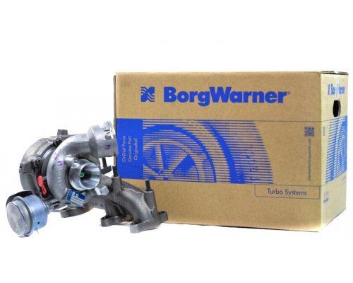 Турбина (двигатель BLS / BSU) VW Caddy III 1.9TDI 2004-2010 54399880072 BORGWARNER (США)
