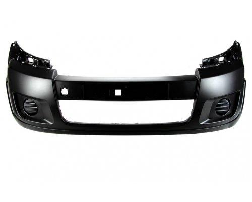 Бампер передний (с заглушками под противотуманки) Fiat Scudo II / Citroen Jumpy II / Peugeot Expert II 2007- 5510-00-0557900Q BLIC (Польша)