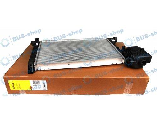 Радиатор охлаждения (МКПП) MB Sprinter 2.2CDI / 2.7CDI 1995-2006 55348 NRF (Нидерланды)
