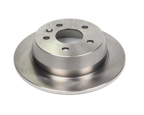 Тормозной диск задний (280х10мм) MB Vito 638 1996-2003 562065CH CHAMPION (США)