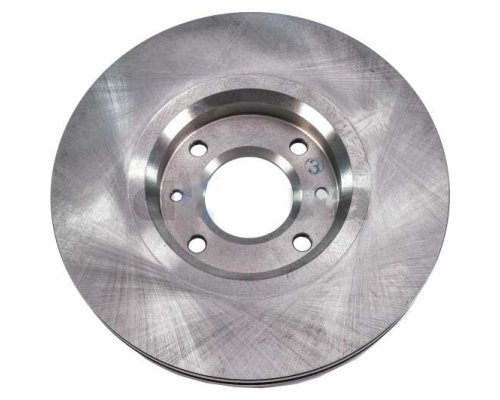 Тормозной диск передний (283x26мм) Peugeot Partner II / Citroen Berlingo II 2008- 562129CH CHAMPION (США)