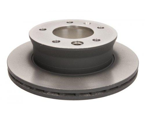 Тормозной диск передний (276х22мм) VW LT 28-46 1996-2006 569122CH CHAMPION (США)