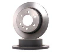 Тормозной диск задний (298х16мм) VW Crafter 30-50 2006- 569137CH CHAMPION (США)