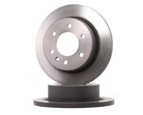 Тормозной диск задний (298х16мм) MB Sprinter 208-316 2006- 569137CH CHAMPION (США)