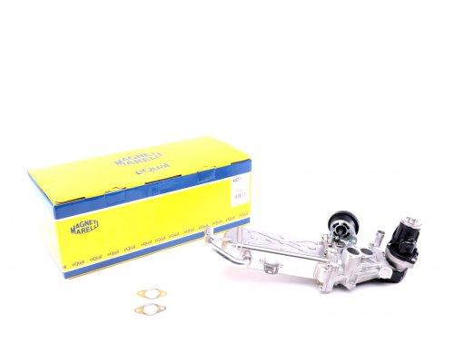 Клапан EGR рециркуляции отработанных газов (с радиатором) VW Caddy III 1.6TDI / 2.0TDI 2010-2015 571822112060 MAGNETI MARELLI (Италия)