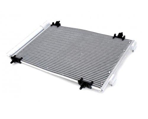 Радиатор кондиционера Fiat Scudo II / Citroen Jumpy II / Peugeot Expert II 1.6HDi, 2.0HDi 2007- 5787K8C4S POLCAR (Польша)