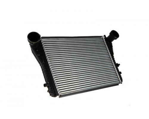Радиатор интеркулера (двигатель BJB) VW Caddy III 1.9TDI 04-10 58004306 VAN WEZEL (Бельгия)