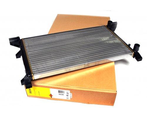 Радиатор охлаждения VW LT 1996-2006 58240 NRF (Нидерланды)