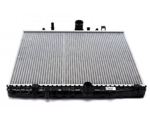 Радиатор охлаждения Citroen Jumpy II / Peugeot Expert II 2.0 (бензин) 2007- 58315 NRF (Нидерланды)