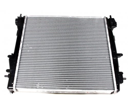 Радиатор охлаждения (460х470х34мм) Renault Kangoo 1.5dCi 2001-2008 58317 NRF (Нидерланды)