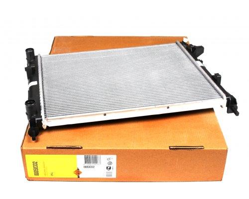 Радиатор охлаждения (с кондиционером) Renault Trafic II / Opel Vivaro A 1.9dCi 2001-2014 58332 NRF (Нидерланды)