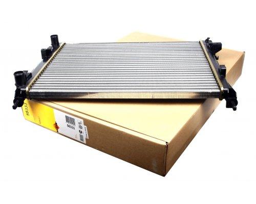 Радиатор охлаждения (без кондиционера) Renault Trafic II / Opel Vivaro A 1.9dCi 2001-2014 58333 NRF (Нидерланды)