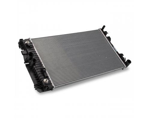 Радиатор охлаждения (автоматическая КПП) MB Vito 639 2003- 58440 NRF (Нидерланды)