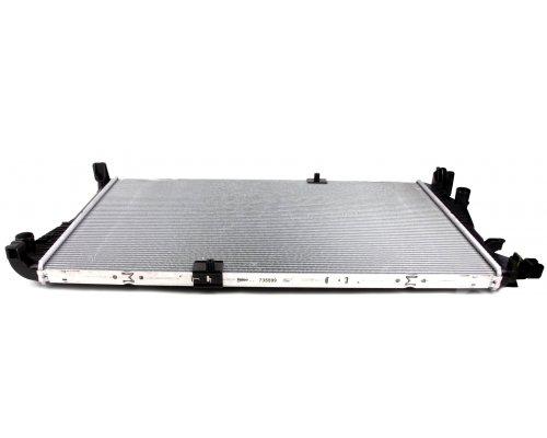 Радиатор охлаждения (460х780х27мм) Renault Trafic II / Opel Vivaro A 2.0dCi 2001-2014 58498 NRF (Нидерланды)