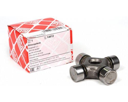 Крестовина кардана MB Vito 639 2003- 14512 FEBI (Германия)