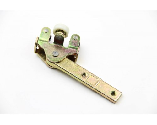 Ролик боковой двери нижний (с кронштейном) MB Vito 638 1996-2003 60-638-012 BSG (Турция)
