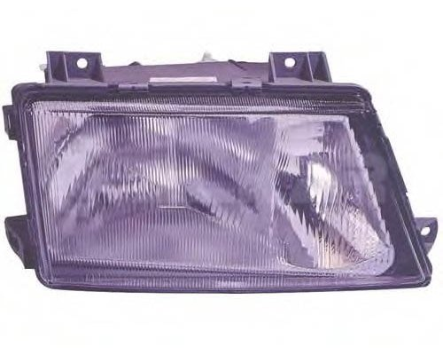 Фара передняя правая (тип ламп: H1) MB Sprinter 901-905 1995-2000 60-800-008 BSG (Турция)