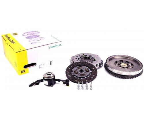 Демпфер / маховик + комплект сцепления + выжимной подшипник MB Sprinter 2.2CDI / 2.7CDI 2000-2006 600005600 LuK (Германия)